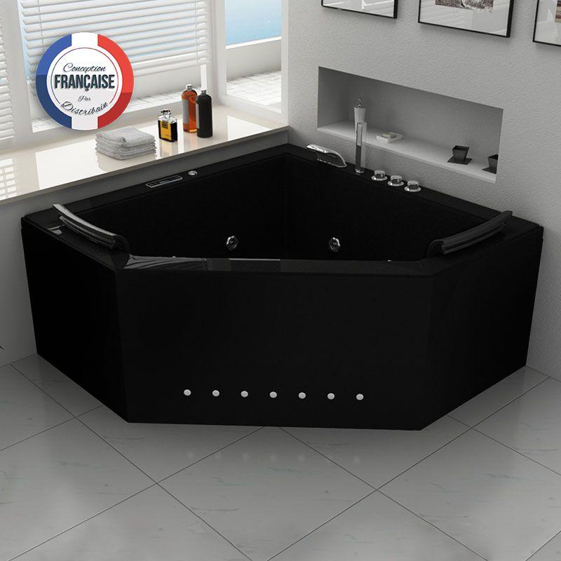 baignoire 2 places sans balneo finest concept usine. Black Bedroom Furniture Sets. Home Design Ideas
