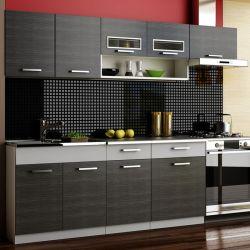 Meubles de cuisine MILANO 2m40 NZ&GP