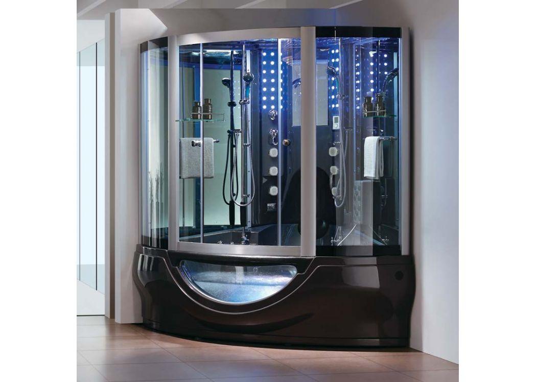 baignoire et cabine de douche black florida baignoire. Black Bedroom Furniture Sets. Home Design Ideas