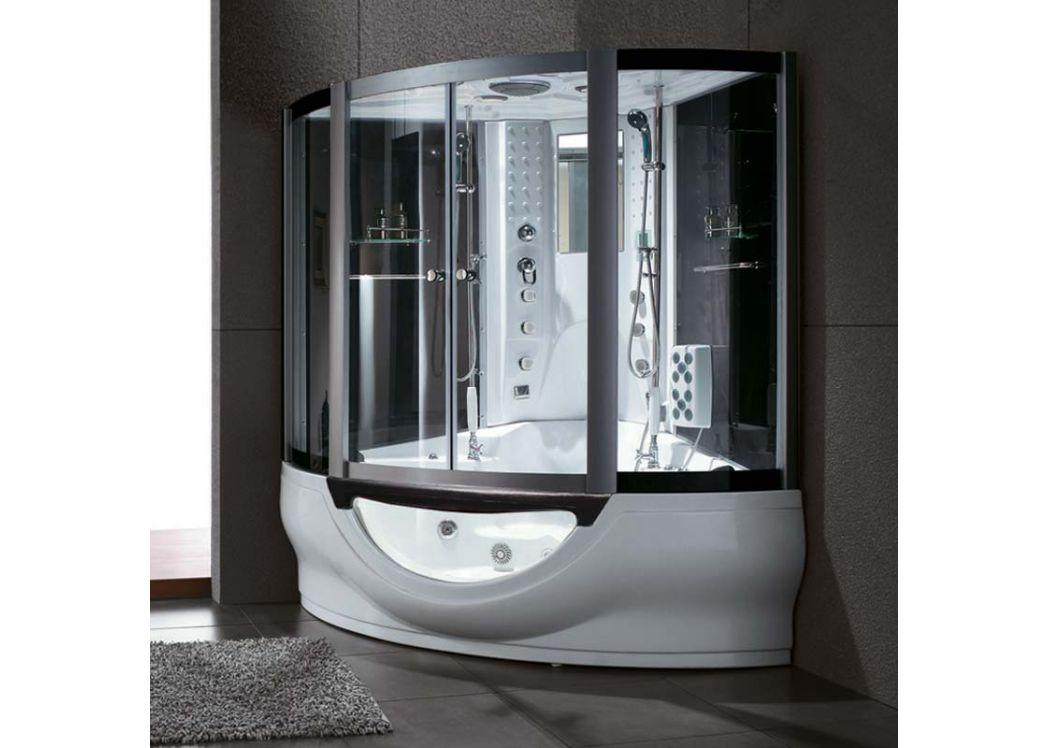 combidouche hammam de luxe florida. Black Bedroom Furniture Sets. Home Design Ideas