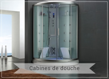 Cabines de douches hammam et massages