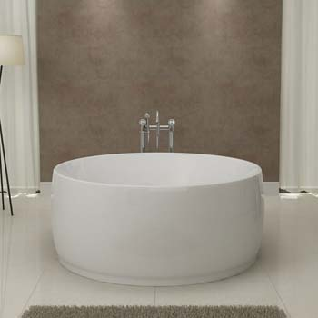La baignoire ilot sublime votre salle de bain | Distribain Le Blog
